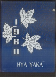 1960 Edition, University of Toronto Dental Students Society - Hy Yaka Yearbook (Toronto, Ontario Canada)