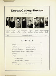 Page 15, 1943 Edition, Loyola College - Review Yearbook (Montreal, Quebec Canada) online yearbook collection