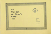 Page 3, 1926 Edition, St Michaels College - Yearbook (Toronto, Ontario Canada) online yearbook collection