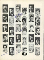 Page 10, 1970 Edition, College Avenue Secondary School - Cascade Yearbook (Woodstock, Ontario Canada) online yearbook collection
