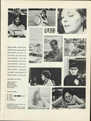 Page 7, 1970 Edition, College Avenue Secondary School - Cascade Yearbook (Woodstock, Ontario Canada) online yearbook collection