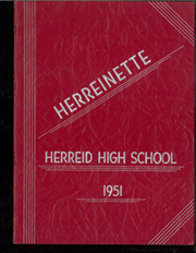 1951 Edition, Herreid High School - Herreinette Yearbook (Herreid, SD)