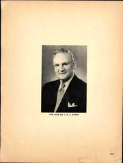 Page 13, 1960 Edition, Brandon University - Sickle Yearbook (Brandon, Manitoba Canada) online yearbook collection