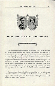 Page 17, 1939 Edition, Crescent Heights High School - Bugle Yearbook (Calgary, Alberta Canada) online yearbook collection