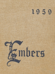 Page 1, 1959 Edition, Wayne Valley High School - Embers Yearbook (Wayne, NJ) online yearbook collection