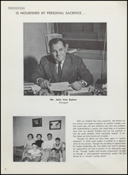 Page 12, 1959 Edition, Wayne Valley High School - Embers Yearbook (Wayne, NJ) online yearbook collection