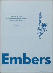 Page 5, 1959 Edition, Wayne Valley High School - Embers Yearbook (Wayne, NJ) online yearbook collection