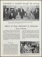 Page 14, 1960 Edition, Wayne Valley High School - Embers Yearbook (Wayne, NJ) online yearbook collection