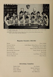 Page 4, 1954 Edition, Balmoral Hall School - Optima Anni Yearbook (Winnipeg, Manitoba Canada) online yearbook collection