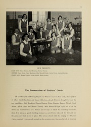 Page 7, 1954 Edition, Balmoral Hall School - Optima Anni Yearbook (Winnipeg, Manitoba Canada) online yearbook collection