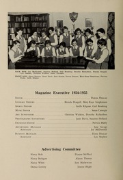 Page 4, 1955 Edition, Balmoral Hall School - Optima Anni Yearbook (Winnipeg, Manitoba Canada) online yearbook collection