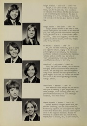 Page 14, 1967 Edition, Balmoral Hall School - Optima Anni Yearbook (Winnipeg, Manitoba Canada) online yearbook collection