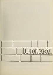 Page 11, 1969 Edition, Balmoral Hall School - Optima Anni Yearbook (Winnipeg, Manitoba Canada) online yearbook collection