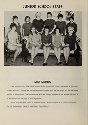 Page 12, 1969 Edition, Balmoral Hall School - Optima Anni Yearbook (Winnipeg, Manitoba Canada) online yearbook collection