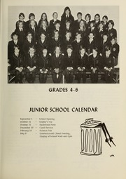 Page 15, 1969 Edition, Balmoral Hall School - Optima Anni Yearbook (Winnipeg, Manitoba Canada) online yearbook collection