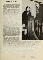 Page 9, 1969 Edition, Balmoral Hall School - Optima Anni Yearbook (Winnipeg, Manitoba Canada) online yearbook collection
