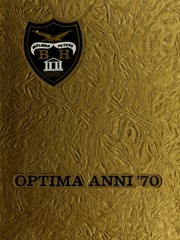 Page 1, 1970 Edition, Balmoral Hall School - Optima Anni Yearbook (Winnipeg, Manitoba Canada) online yearbook collection