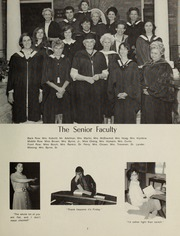 Page 11, 1970 Edition, Balmoral Hall School - Optima Anni Yearbook (Winnipeg, Manitoba Canada) online yearbook collection