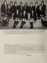 Page 14, 1970 Edition, Balmoral Hall School - Optima Anni Yearbook (Winnipeg, Manitoba Canada) online yearbook collection