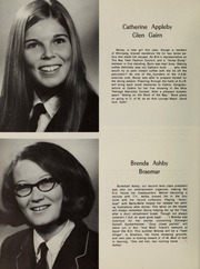 Page 16, 1970 Edition, Balmoral Hall School - Optima Anni Yearbook (Winnipeg, Manitoba Canada) online yearbook collection