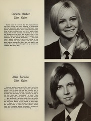 Page 17, 1970 Edition, Balmoral Hall School - Optima Anni Yearbook (Winnipeg, Manitoba Canada) online yearbook collection