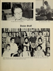 Page 17, 1978 Edition, Balmoral Hall School - Optima Anni Yearbook (Winnipeg, Manitoba Canada) online yearbook collection