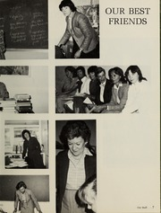 Page 11, 1984 Edition, Balmoral Hall School - Optima Anni Yearbook (Winnipeg, Manitoba Canada) online yearbook collection