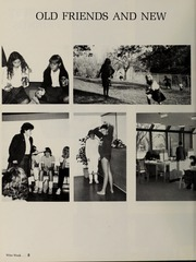 Page 12, 1984 Edition, Balmoral Hall School - Optima Anni Yearbook (Winnipeg, Manitoba Canada) online yearbook collection