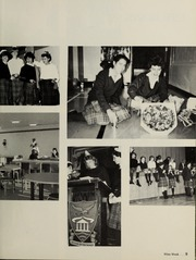 Page 13, 1984 Edition, Balmoral Hall School - Optima Anni Yearbook (Winnipeg, Manitoba Canada) online yearbook collection