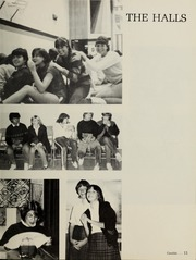 Page 15, 1984 Edition, Balmoral Hall School - Optima Anni Yearbook (Winnipeg, Manitoba Canada) online yearbook collection