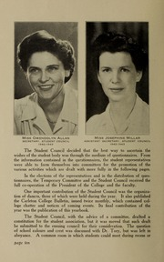 Page 12, 1943 Edition, Carleton University - Yearbook (Ottawa, Ontario Canada) online yearbook collection