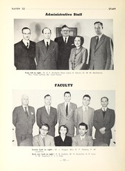 Page 14, 1952 Edition, Carleton University - Yearbook (Ottawa, Ontario Canada) online yearbook collection