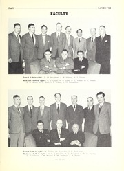 Page 15, 1952 Edition, Carleton University - Yearbook (Ottawa, Ontario Canada) online yearbook collection