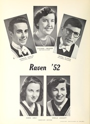 Page 16, 1952 Edition, Carleton University - Yearbook (Ottawa, Ontario Canada) online yearbook collection