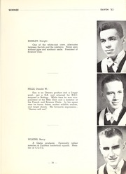 Page 43, 1953 Edition, Carleton University - Yearbook (Ottawa, Ontario Canada) online yearbook collection