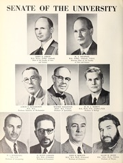 Page 10, 1958 Edition, Carleton University - Yearbook (Ottawa, Ontario Canada) online yearbook collection