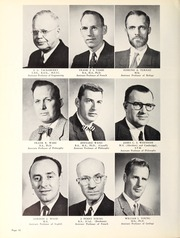 Page 14, 1958 Edition, Carleton University - Yearbook (Ottawa, Ontario Canada) online yearbook collection