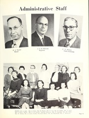 Page 17, 1958 Edition, Carleton University - Yearbook (Ottawa, Ontario Canada) online yearbook collection