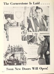 Page 8, 1958 Edition, Carleton University - Yearbook (Ottawa, Ontario Canada) online yearbook collection
