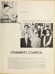 Page 15, 1959 Edition, Carleton University - Yearbook (Ottawa, Ontario Canada) online yearbook collection