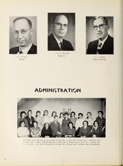 Page 16, 1959 Edition, Carleton University - Yearbook (Ottawa, Ontario Canada) online yearbook collection