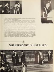 Page 7, 1959 Edition, Carleton University - Yearbook (Ottawa, Ontario Canada) online yearbook collection