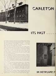 Page 8, 1959 Edition, Carleton University - Yearbook (Ottawa, Ontario Canada) online yearbook collection