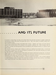 Page 9, 1959 Edition, Carleton University - Yearbook (Ottawa, Ontario Canada) online yearbook collection