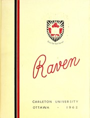 Page 1, 1962 Edition, Carleton University - Yearbook (Ottawa, Ontario Canada) online yearbook collection