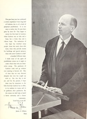 Page 11, 1962 Edition, Carleton University - Yearbook (Ottawa, Ontario Canada) online yearbook collection