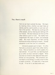 Page 17, 1962 Edition, Carleton University - Yearbook (Ottawa, Ontario Canada) online yearbook collection
