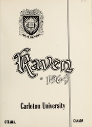 Page 5, 1964 Edition, Carleton University - Yearbook (Ottawa, Ontario Canada) online yearbook collection