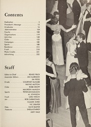 Page 7, 1964 Edition, Carleton University - Yearbook (Ottawa, Ontario Canada) online yearbook collection
