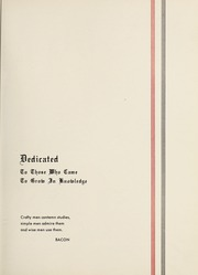Page 9, 1964 Edition, Carleton University - Yearbook (Ottawa, Ontario Canada) online yearbook collection